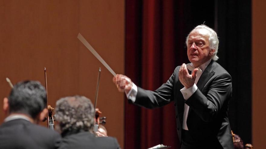 La OSN cierra esta semana la temporada 2014-2015 con dos conciertos en Baluarte dirigidos por Antoni Wit