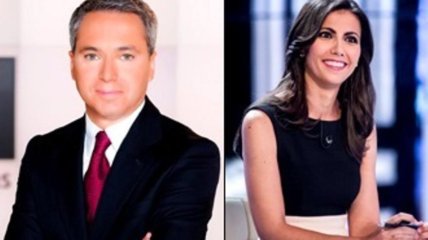 Atresmedia elige a Vicente Vallés y Ana Pastor para moderar el debate 'decisivo'