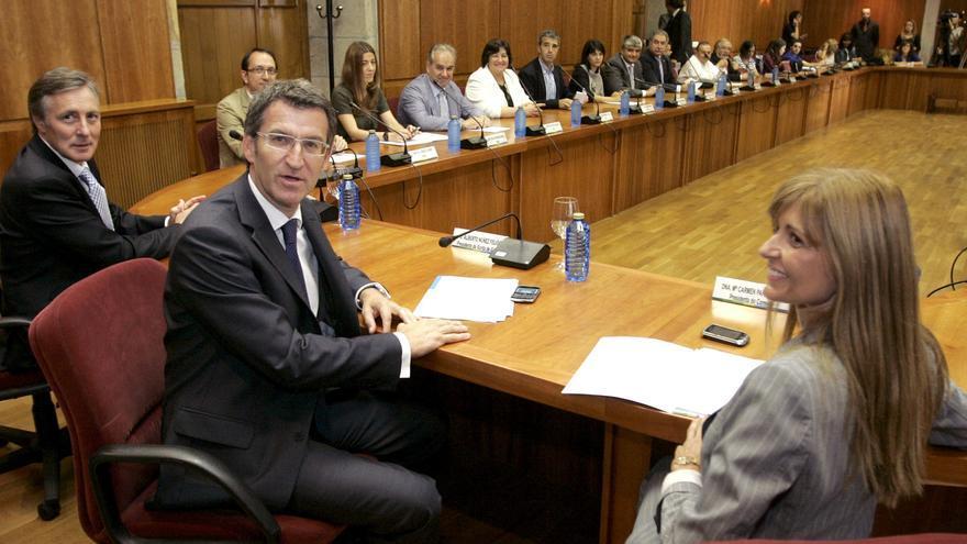 Feijóo dice que hay comunidades con el PIB superior a Galicia que no han colocado la deuda