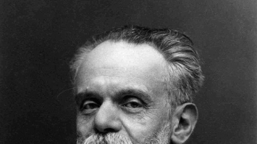 Enrique Hauser. | REAL ACADEMIA DE CIENCIAS