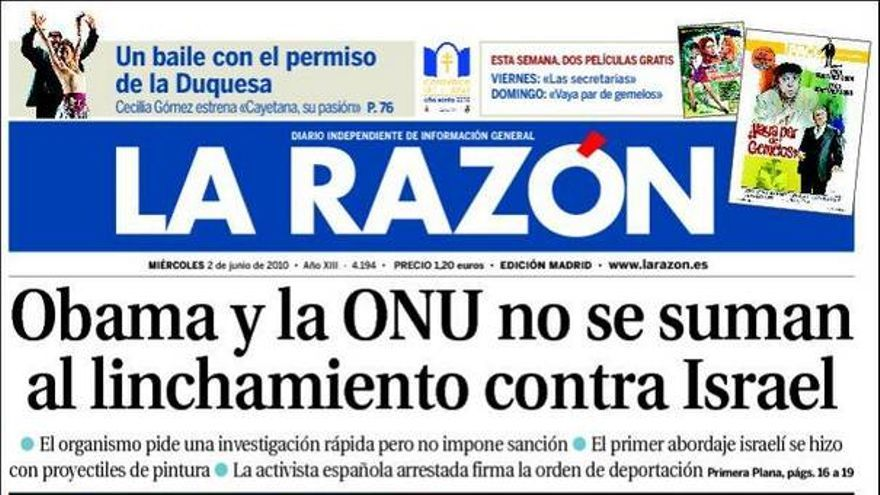 De las portadas del día (02/06/10) #8