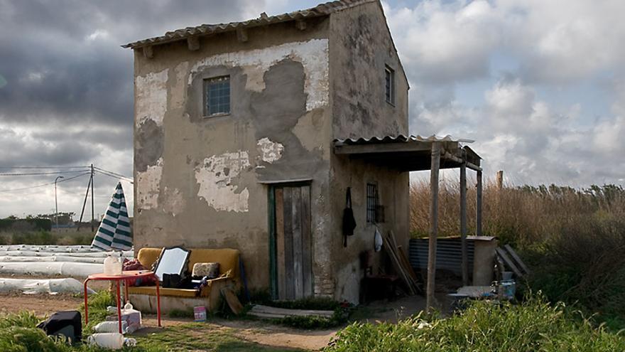 En Zaragoza hay 46 asentamientos activos de infravivienda.