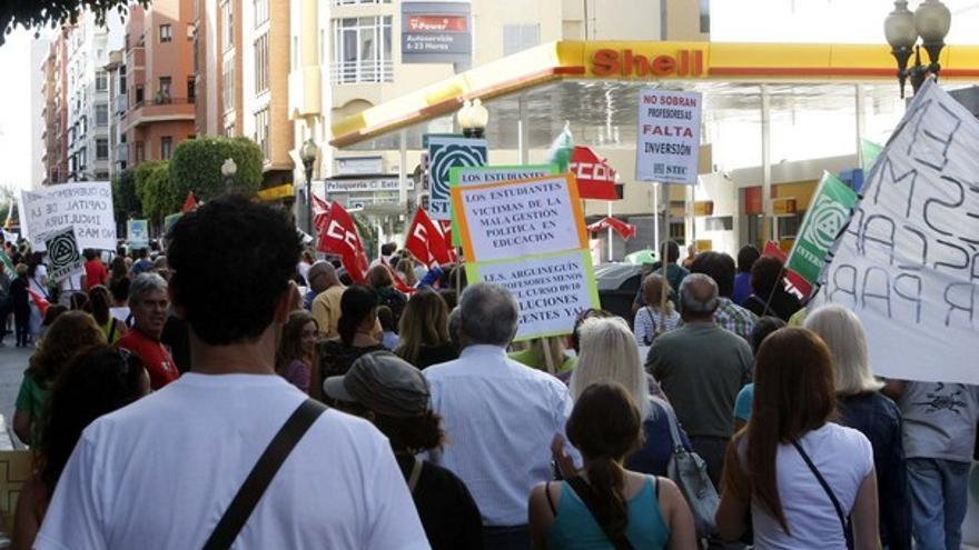 De la huelga educativa en LPGC #5