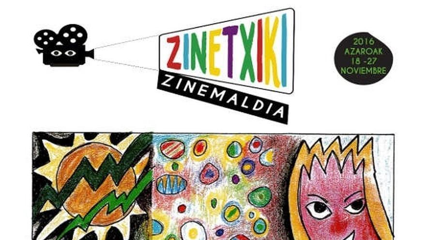 Zinetxiki Zinemaldia ofrecerá en Bilbao más de 120 películas en sesiones familiares y escolares