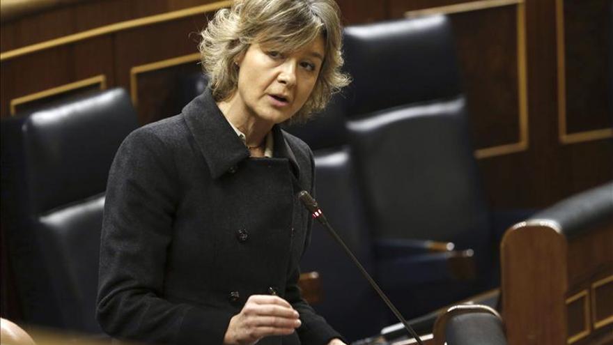 García Tejerina pide compatibilizar medioambiente y desarrollo económico