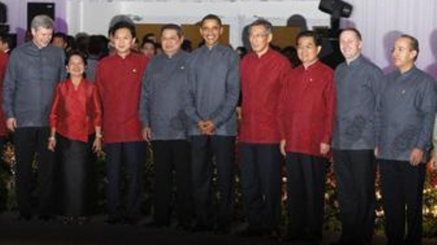Cumbre APEC Singapur