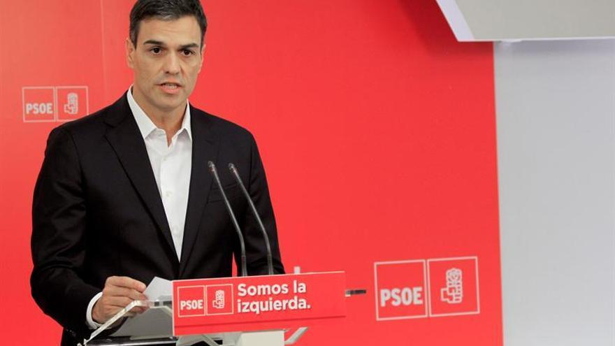 Sánchez propone subir los salarios entre el 2,5 y 3,5 por ciento los próximos 4 años