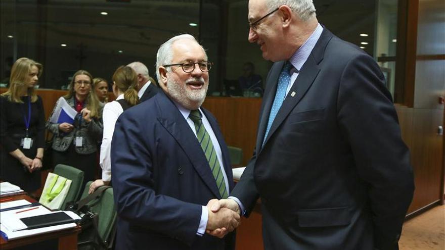 Los ministros europeos de agricultura estudian en Dublín la reforma de la PAC