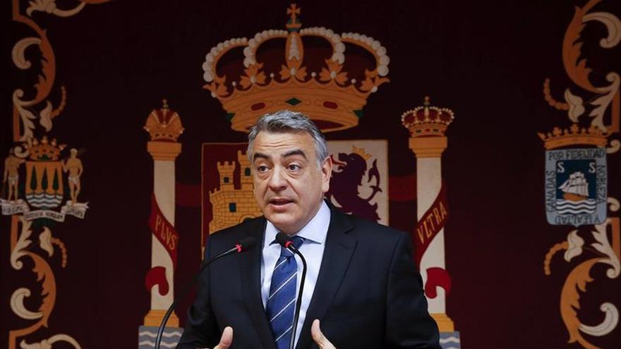 El delegado del Gobierno en Euskadi pide borrar pintadas de agradecimiento a ETA