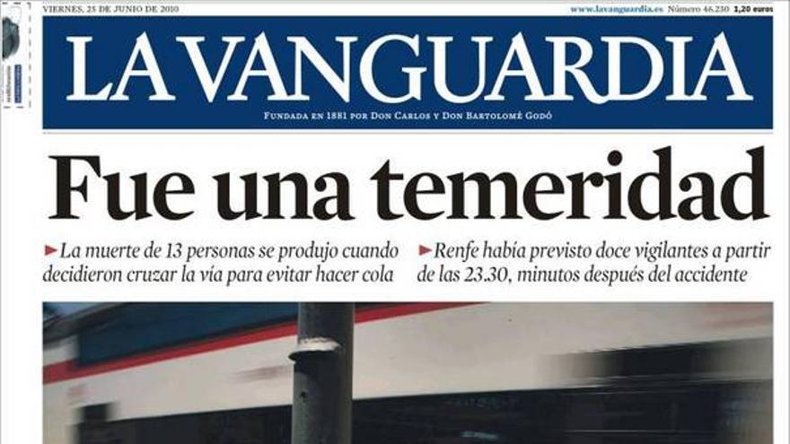 De las portadas del día (25/06/10) #12