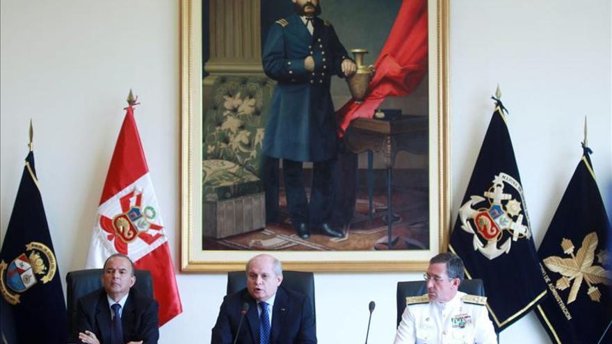 Perú dice que hay un tercer caso de posible filtración de información a Chile