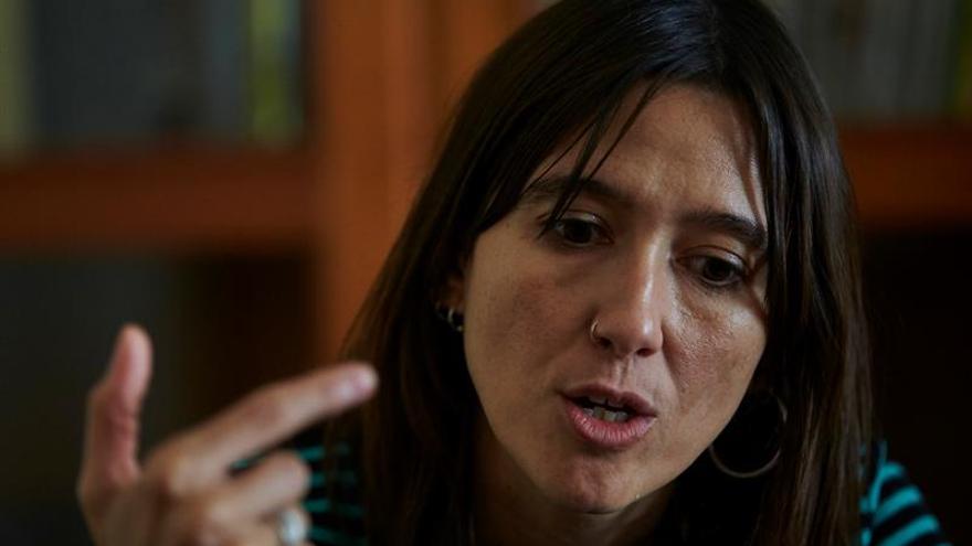 Parlon presenta más 3.000 avales para ser candidata a las primarias del PSC