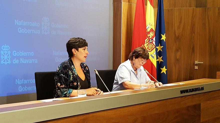 El Gobierno de Navarra abonará este mes, con carácter retroactivo, la subida del 8% para las pensiones de viudedad