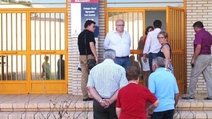 Escuela rural La Herrera / EUROPA PRESS