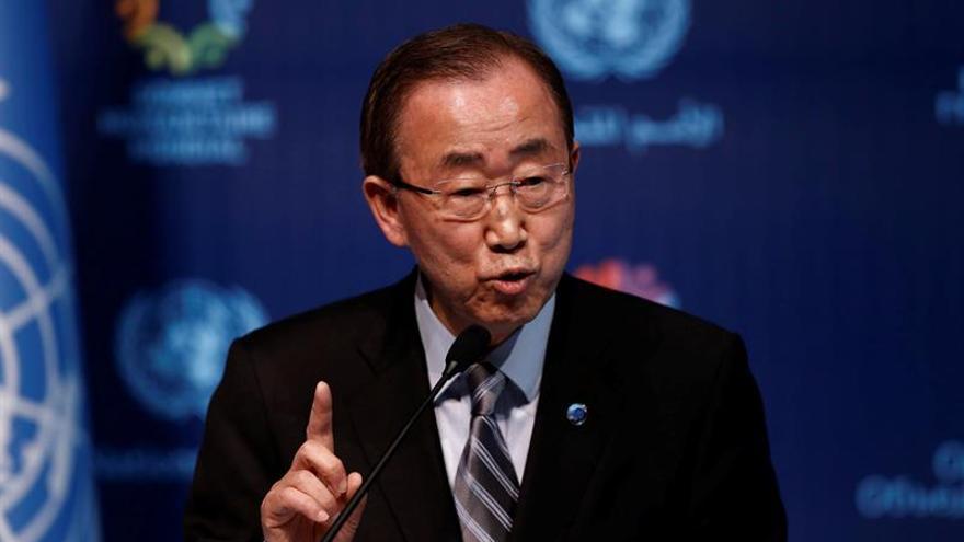 """La ONU denuncia presiones para retirar a Arabia Saudí de una """"lista negra"""""""