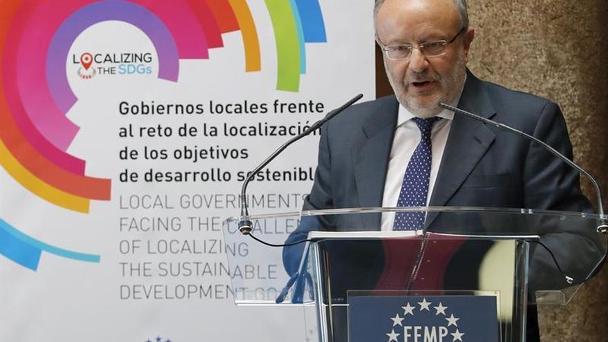 """FEMP pide que Agenda de Desarrollo 2030 sea considerada """"política de Estado"""""""