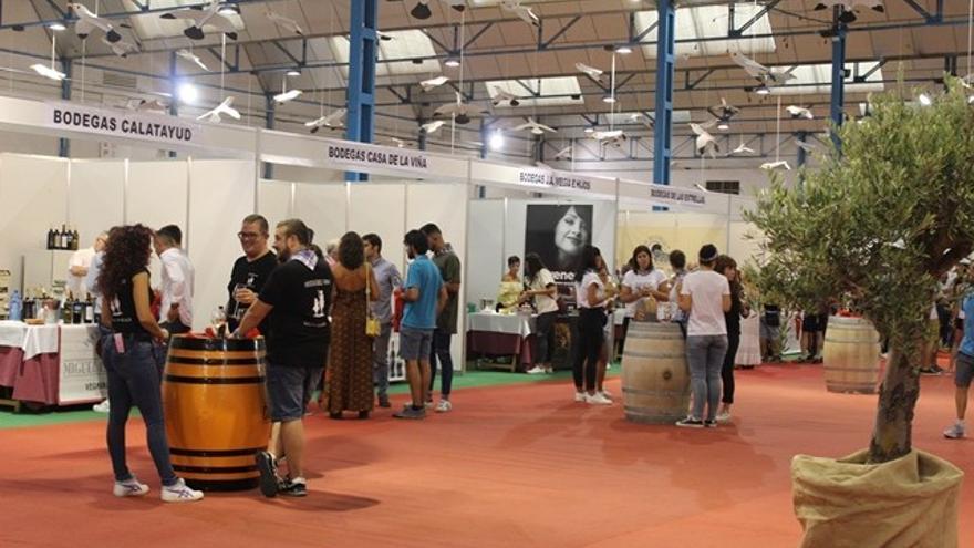 Túnel del Vino de Valdepeñas en anteriores ediciones