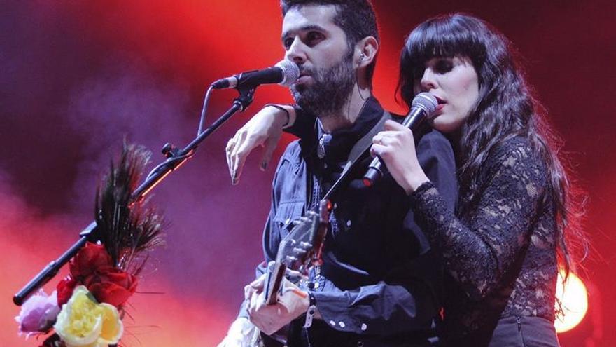 """El dúo español Fuel Fandango presenta su disco """"Aurora"""" en Uruguay"""