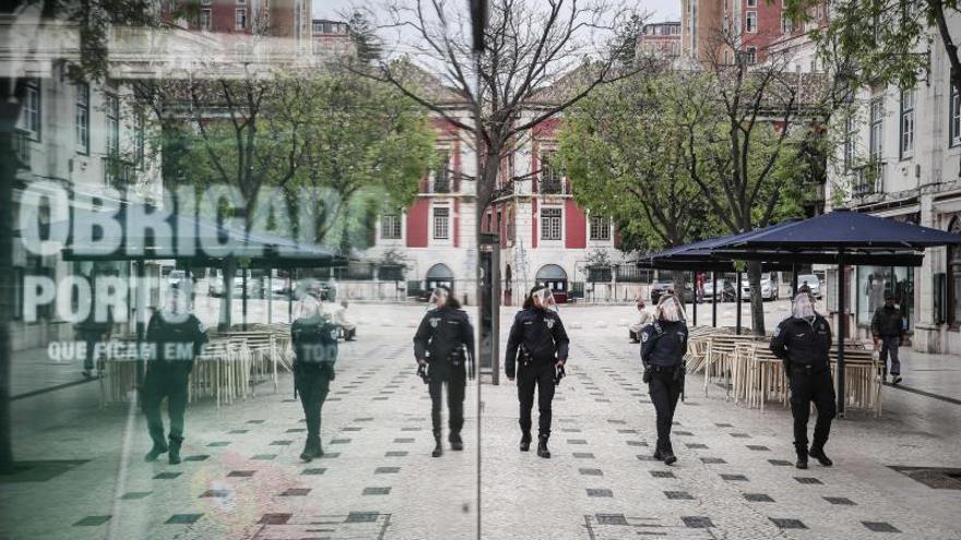 Con 266 muertos, Portugal se blinda en Pascua para mantener la curva moderada