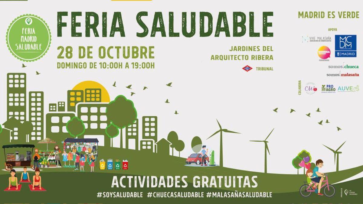 I Feria Madrid Saludable