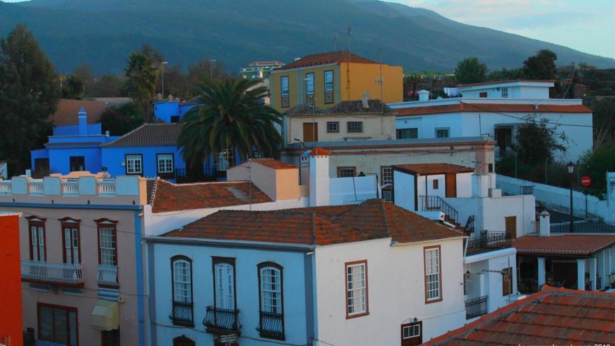 Imagen de archivo del municipio de El Paso. Foto: palmerosenelmundo.