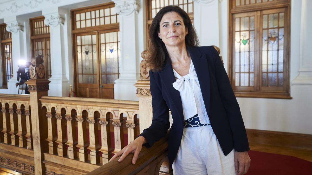 Raquel Yotti, directora del Instituto de Salud Carlos III