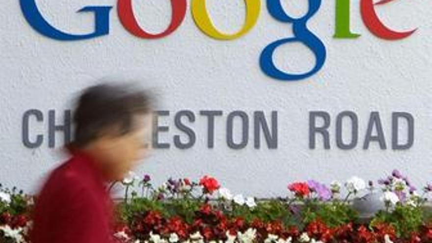 Plano general de Google