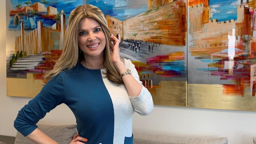 Sarah Mintz, de villana de telenovelas latinas a judía ortodoxa en Israel