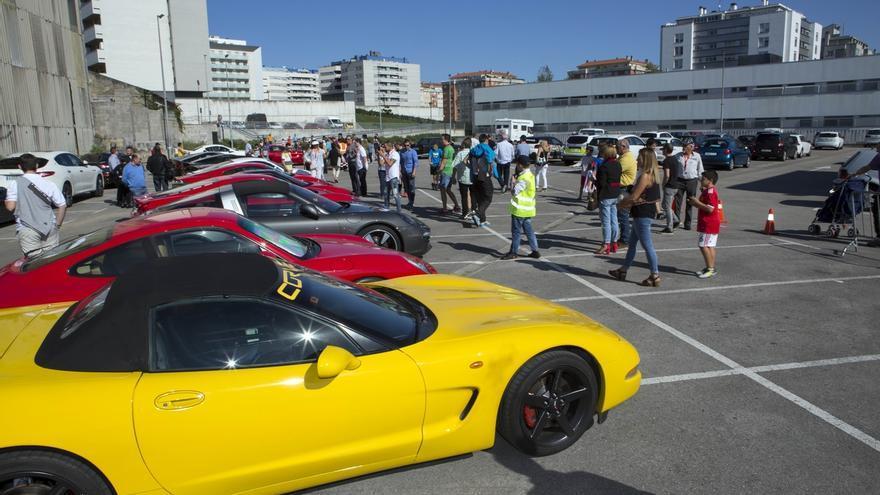 """El evento '52supercars' reunirá el día 22 en el municipio a """"joyas del automovilismo"""""""