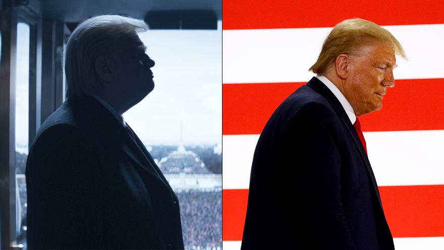 Primer vistazo a Brendan Gleeson como Donald Trump en 'The Comey Rule', que ya tiene fecha en Showtime