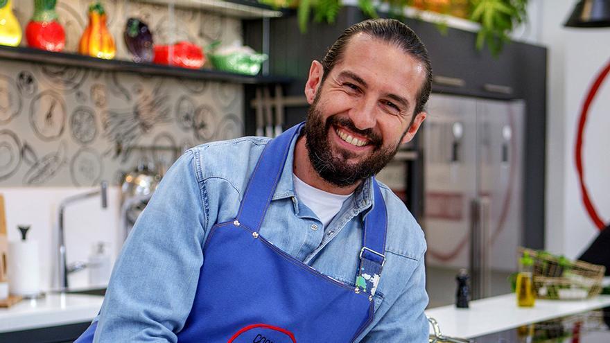 Javier Peña en 'Cocina al punto'
