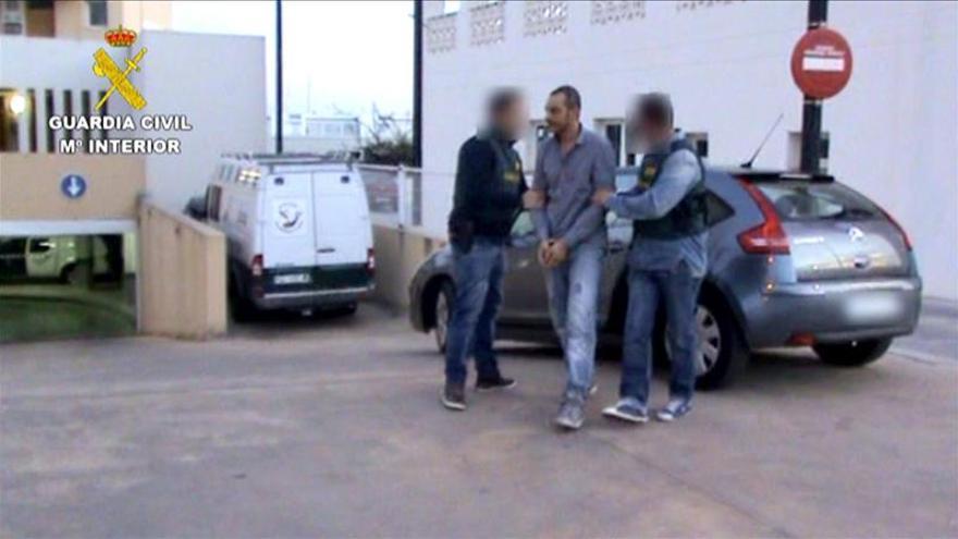 Detenido en Ibiza un miembro de la camorra y supuesto traficante de drogas