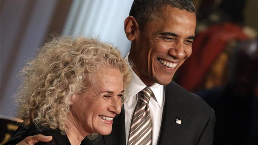 La Casa Blanca se empapa de música en la era Obama