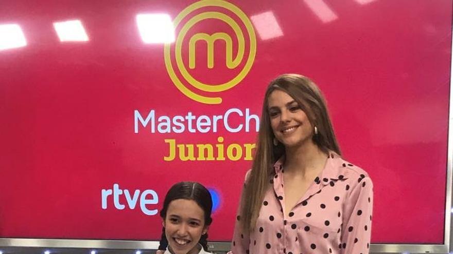 """Lu, ganadora de """"MasterChef Junior 7"""": Pensé que me iba en la primera semana"""