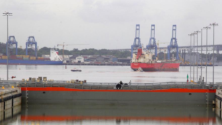La ampliación del Canal de Panamá cumple 5 años con mayor competitividad