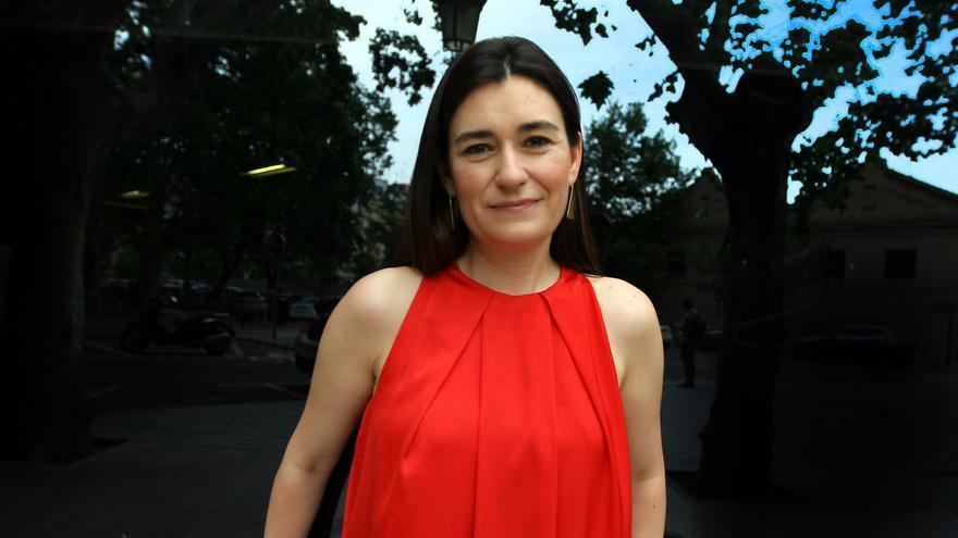 La consellera de Sanidad, la socialista Carmen Montón