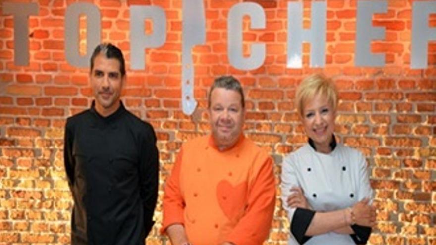 Los seis primeros concursantes de 'Top Chef': Del clon de David Muñoz a una aprendiz de Chicote