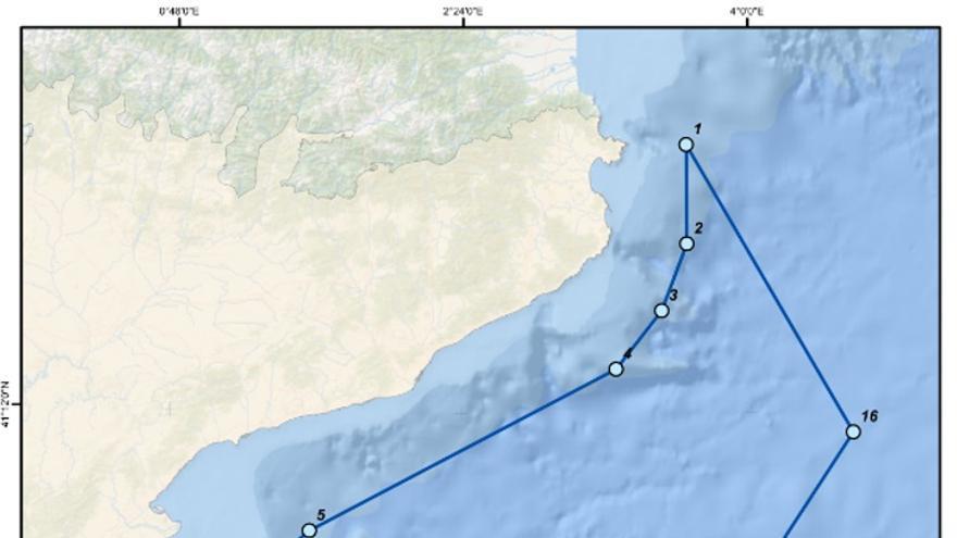 46.000 km2 protegidos en España, entre el cabo de Creus en Girona y el de La Nao en Alicante y declararlo zona de especial importancia