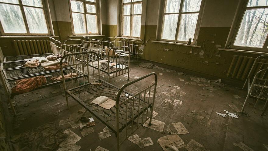Trabajar en Chernóbil treinta años después de la catástrofe