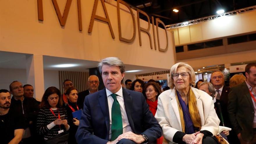 La Comunidad de Madrid entrega al sector del taxi el texto del preacuerdo