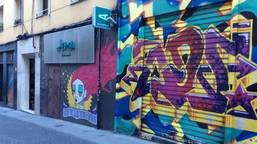 Sala de conciertos Alevosía, calle Andrés Borrego nº 6