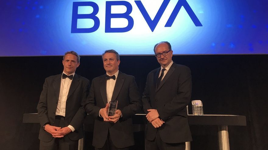 BBVA ha cosechado cinco premios en la edición 2019 de los 'Euromoney Awards for Excellence'.