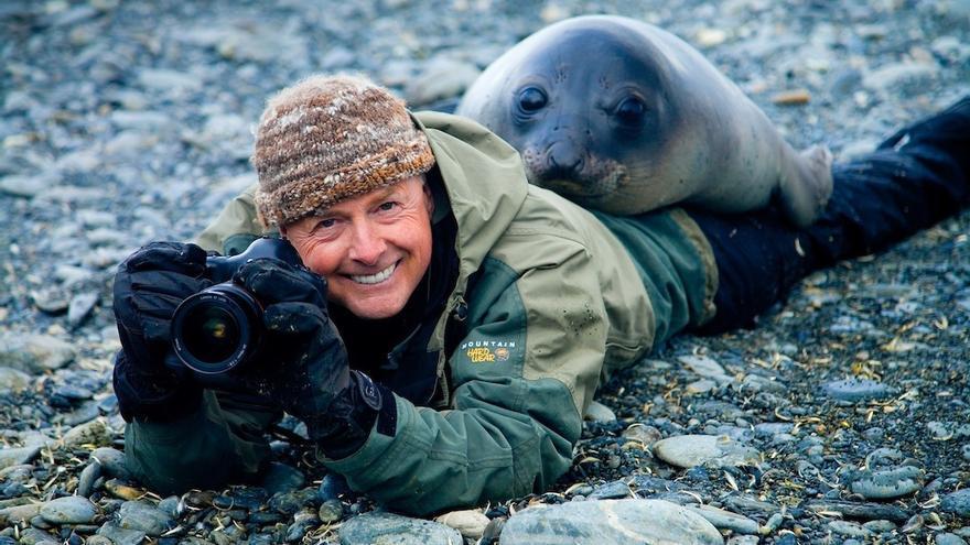 Conciencia ambiental, inspiración y felicidad en la fotografía de Art Wolfe