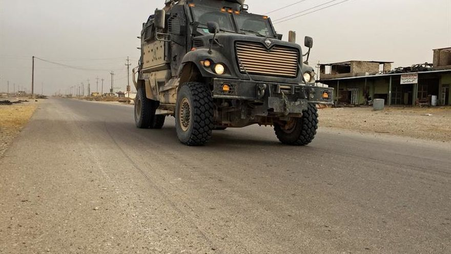 Detienen a un destacado asistente del líder del EI en Mosul