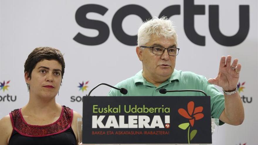"""""""Kubati"""" (Sortu): La delación sería un """"suicidio político"""" para el EPPK"""