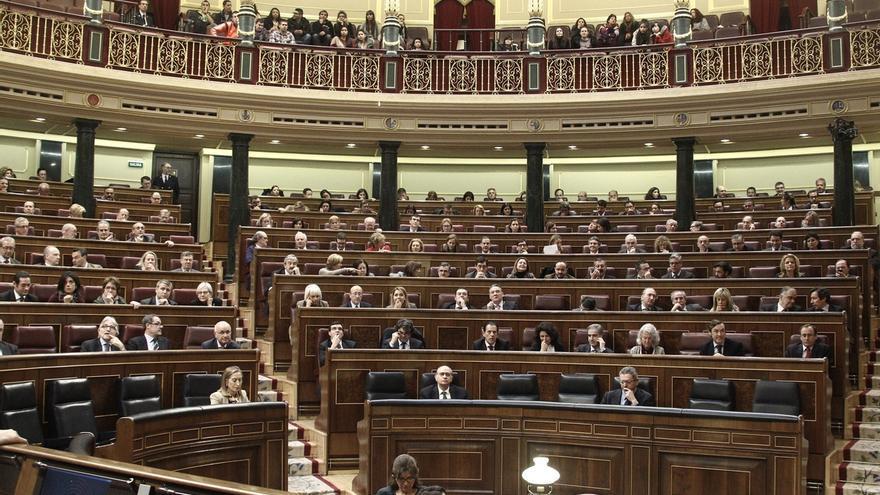 El Congreso de los Diputados. / Europa Press