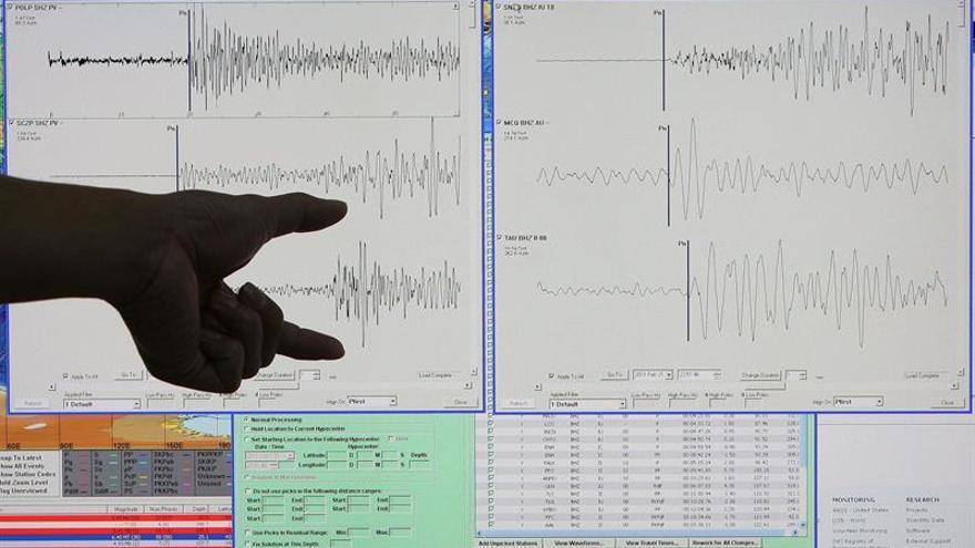 Un temblor de magnitud 6,6 en la escala de Richter sacude nueve regiones de Chile