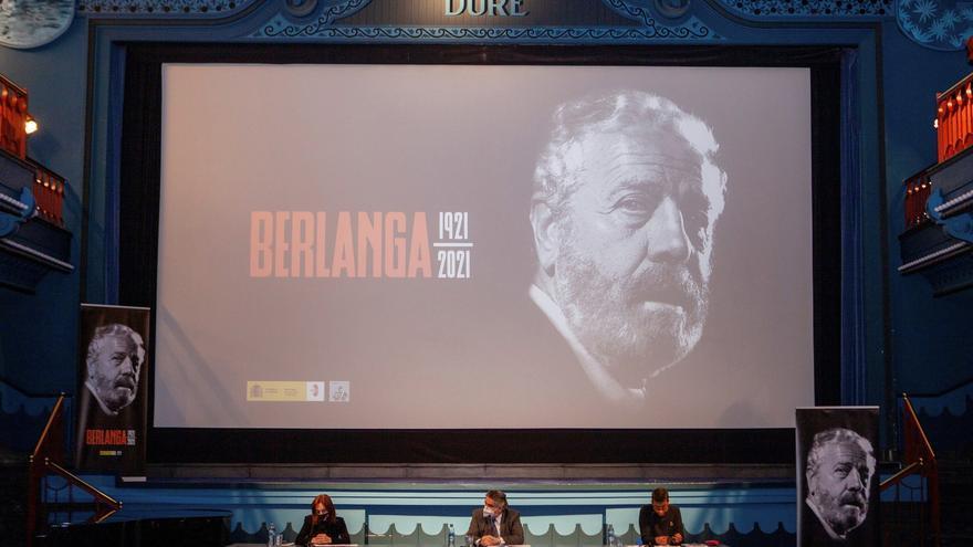 """Cultura se """"volcará"""" con el año Berlanga dentro y fuera de España"""