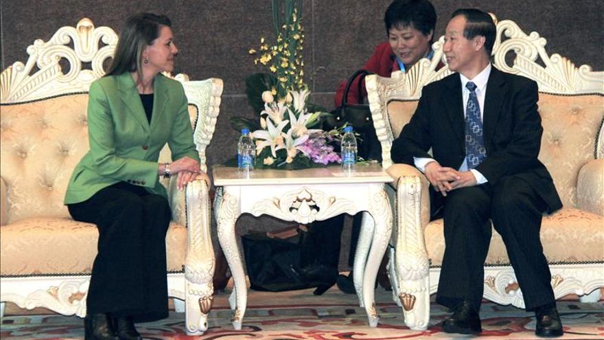 Cospedal dice en China que España volverá a crecer a partir de 2014