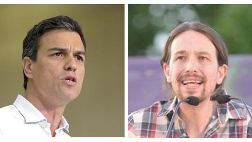 Pablo Iglesias ofrecerá mañana su apoyo a Pedro Sánchez a cambio de un gobierno de coalición y le exigirá que se defina